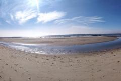 Wandeling Strand